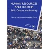 Human Resources and Tourism : Skills, Culture and Industry, 9781845411398  