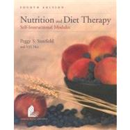 Nutrition and Diet Therapy,9780763721404
