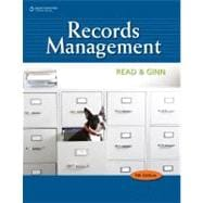 Records Management,9780538731416