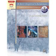 Jazz-Inspired Christmas : Solo Piano Arrangements with Optio..., 9780739081419