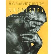 Chemistry: Principles and Reactions Solutions Man.,9780495011422