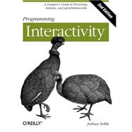 Programming Interactivity, 9781449311445