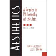 Aesthetics : A Reader in Philosophy of the Arts,9780131121447