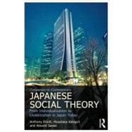 Routledge Companion to Contemporary Japanese Social Theory: ..., 9780415671453