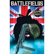 Battlefields 5: The Firefly and His Majesty, 9781606901458  