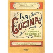 Cucina : Regional Cooking of Italy,9780847831470