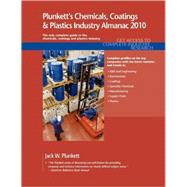 Plunkett's Chemicals, Coatings and Plastics Industry Almanac..., 9781593921477  