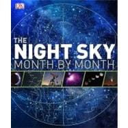 The Night Sky Month by Month, 9780756671488  
