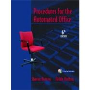 Procedures for the Automated Office