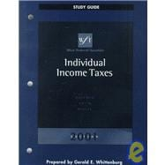 Study Guide West Federal Taxation Individual Income Tax