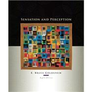 Sensation and Perception (with Virtual Lab Manual CD-ROM)