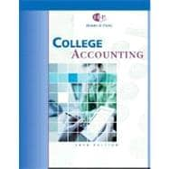 College Accounting : Chapters 1-16
