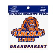 LU Decal - Lincoln University Grandparent
