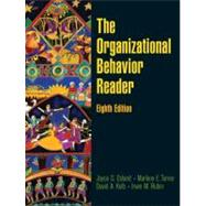 The Organizational Behavior Reader,9780131441507