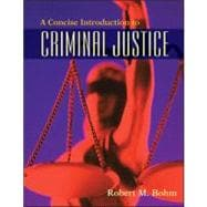 A Concise Introduction to Criminal Justice,9780073401508
