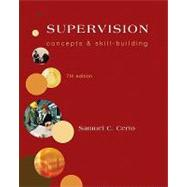 Supervision : Concepts and Skill-Building,9780073381510
