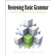 Reviewing Basic Grammar Plus NEW MyWritingLab with eText -- Access Card Package