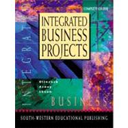 Integrated Business Projects: Complete Course,9780538721523