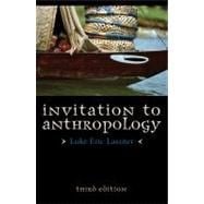 Invitation to Anthropology,9780759111530