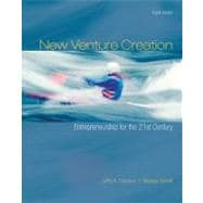New Venture Creation : Entrepreneurship for the 21st Century,9780073381558