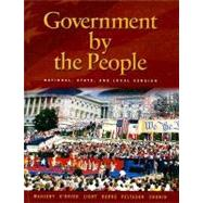 Government by the People : National, State, and Local Version