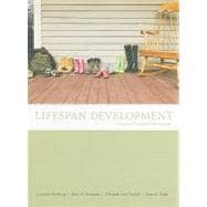 Lifespan Development: Infancy Through Adulthood,9780618721566
