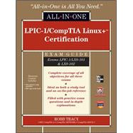 LPIC-1/CompTIA Linux+ Certification All-in-One Exam Guide (E..., 9780071771573