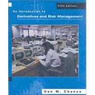 An Introduction to Derivatives and Risk Management with Student CD-ROM