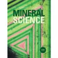 Manual of Mineral Science, 23rd Edition
