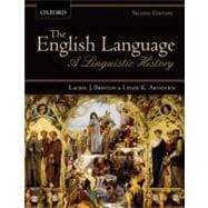 The English Language A Linguistic History,9780195431575