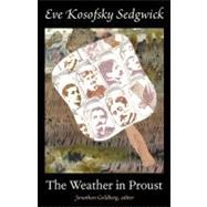 The Weather in Proust, 9780822351580