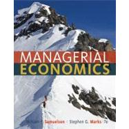 Managerial Economics, 7th Edition,9781118041581