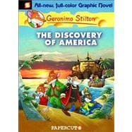 Geronimo Stilton #1: The Discovery of America, 9781597071581