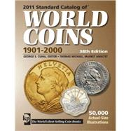 2011 Standard Catalog of World Coins 1901-2000, 9781440211584  