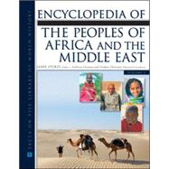Encyclopedia of the Peoples of Africa and the Middle East, 2..., 9780816071586