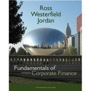 Fundamentals Of Corporate Finance,9780072991598