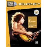 Ultimate Guitar Play-along Journey : Authentic Guitar TAB, B..., 9780739071601  