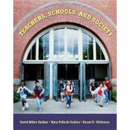 Teachers, Schools, and Society with Student CD-ROM,9780073331614