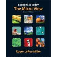 Economics Today The Micro View plus NEW MyEconLab with Pearson eText (1-semester access) -- Access Card Package