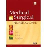 Medical-Surgical Nursing Care,9780130281623