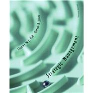 Strategic Management : An Integrated Approach,9780618641628