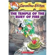 Geronimo Stilton #14: The Temple of the Ruby of Fire,9780439661638