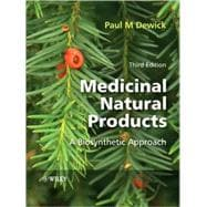 Medicinal Natural Products : A Biosynthetic Approach,9780470741672