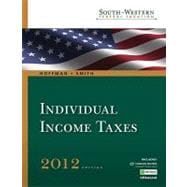 Individual Income Taxes 2012 PKG, 9781111221676  