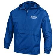 Beckfield College Pack N Go Jacket - Royal