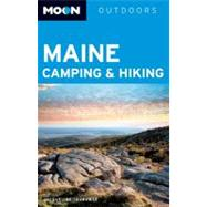 Moon Maine Camping and Hiking, 9781612381701