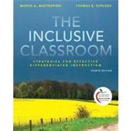 The Inclusive Classroom Strategies for Effective Instruction
