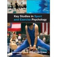 Key Studies in Sport and Exercise Psychology, 9780077111717  