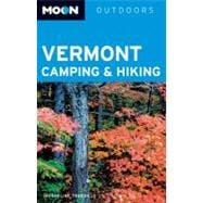 Moon Vermont Camping and Hiking, 9781612381718