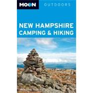 Moon New Hampshire Camping and Hiking, 9781612381725